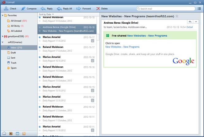 Download Foxmail Terbaru