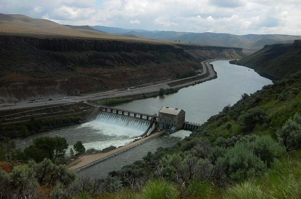 contoh energi alternatif hydropower