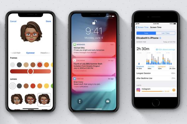 kelebihan dan kekurangan iOS 12