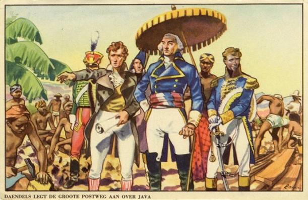 Sejarah Bahasa Indonesia pada Masa Hindia Belanda