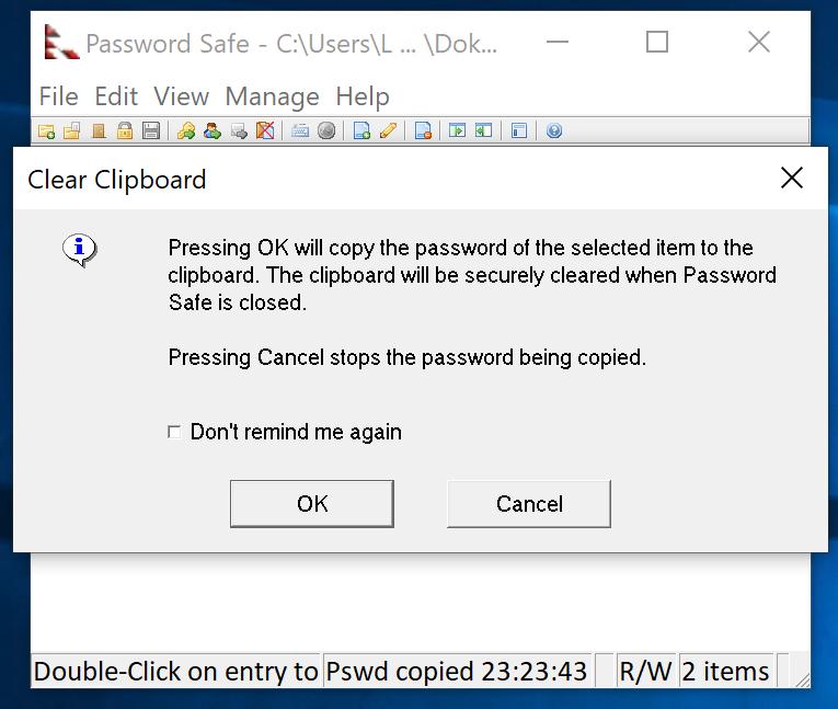 Download Password Safe Terbaru