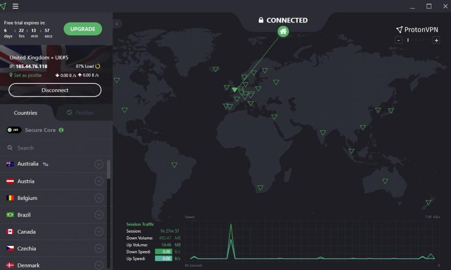 Download ProtonVPN Terbaru