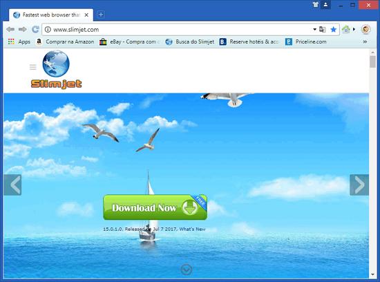 Download Slimjet Terbaru