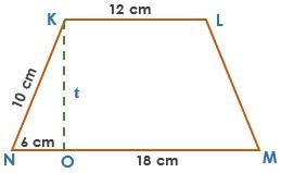 Soal Trapesium