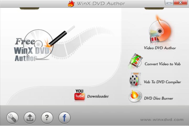Download WinX DVD Author Terbaru