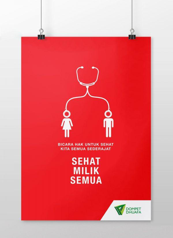 10 Contoh Gambar Poster Tentang Lingkungan Kesehatan Dll