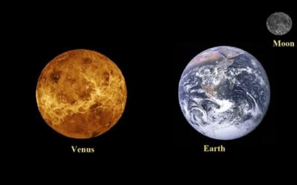 Ciri-Ciri Planet Venus dan Perbedaannya dengan Bumi