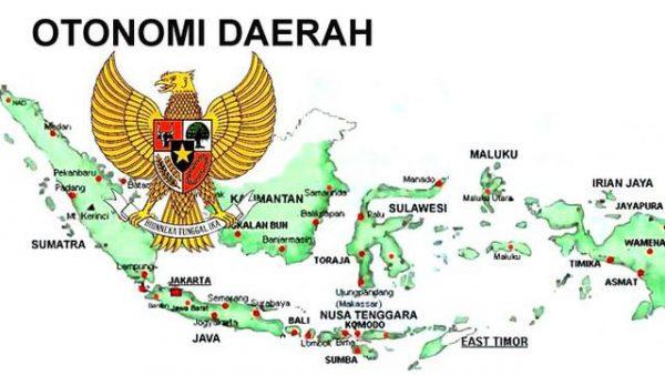 Tujuan Otonomi Daerah di Indonesia