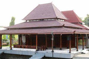 Rumah Adat Jawa Tengah