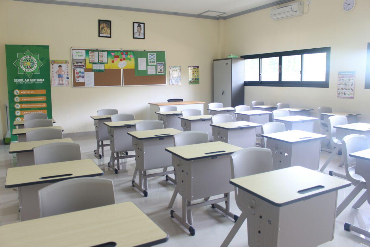 Sarana dan Prasarana di Sekolah