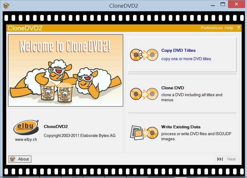Download the Latest CloneDVD