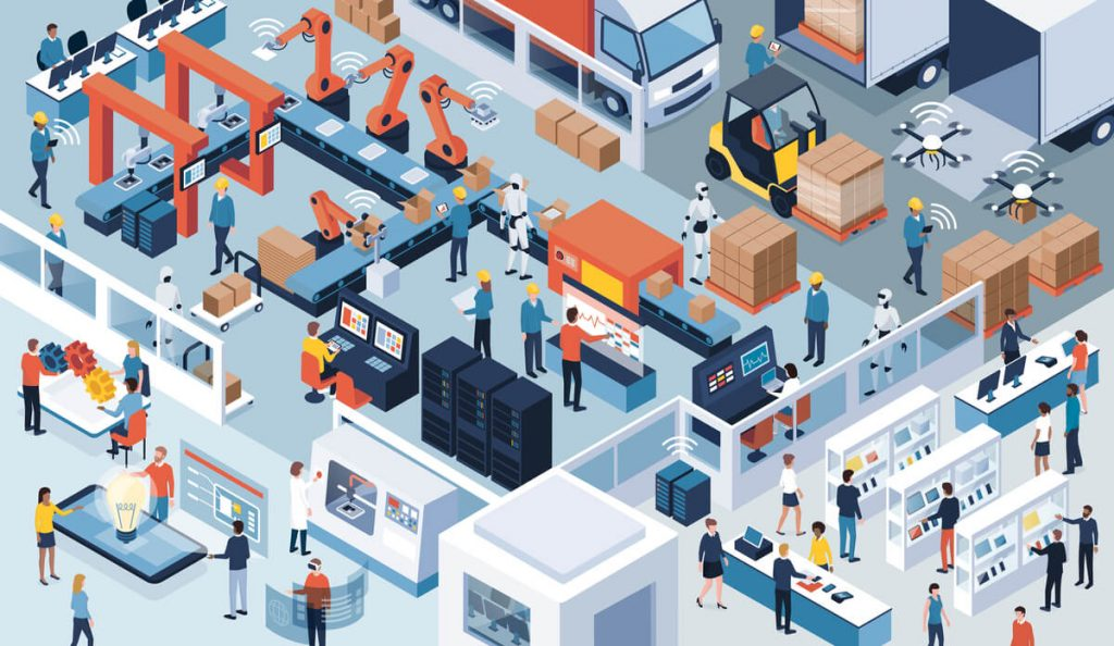Pengertian Internet of Things (IoT) dan Contohnya