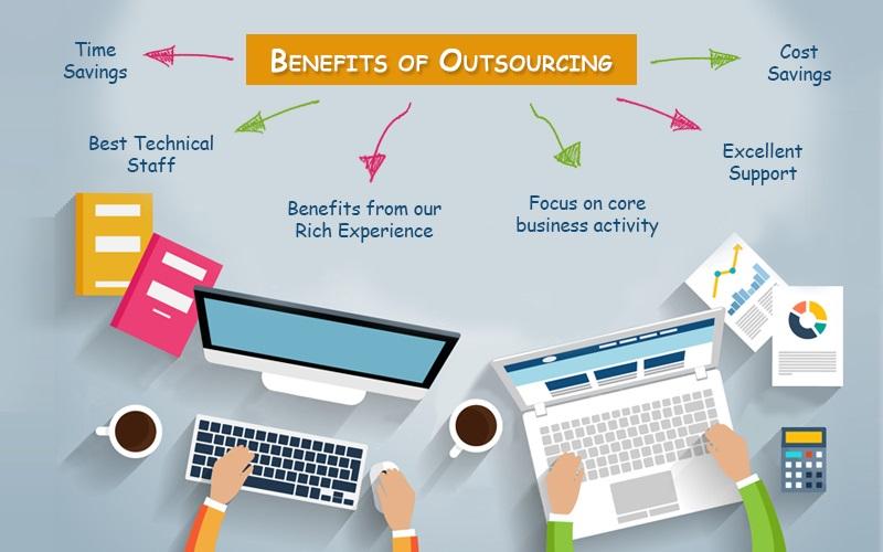 Kelebihan Outsourcing