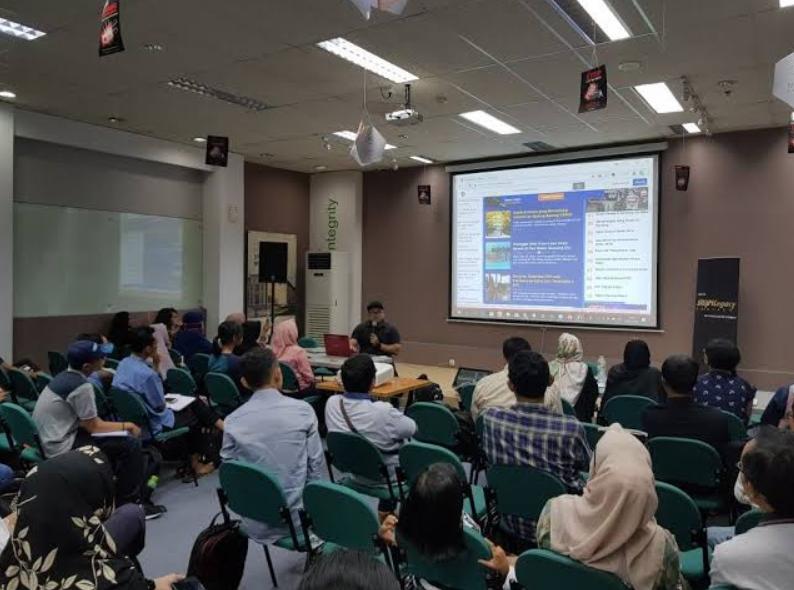 Susunan Acara Workshop