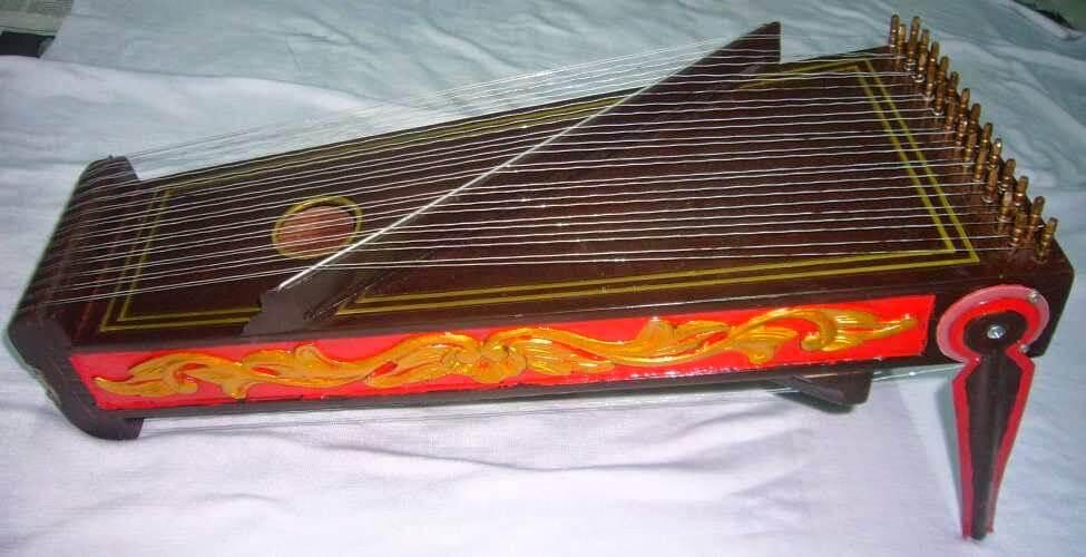 Alat Musik Siter Sejarah Asal Daerah Cara Mainnya Lengkap