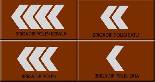 Urutan Pangkat Polisi Bintara