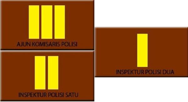Pangkat Polisi Perwira Pertama