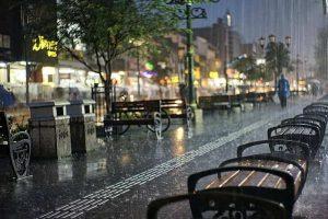 Jenis-Jenis Hujan