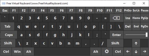 aplikasi virtual keyboard