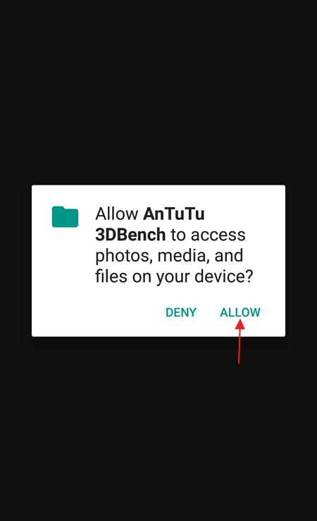 Cara Cek Skor AnTuTu Android 8