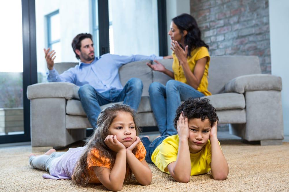 Contoh Konflik Sosial di Keluarga