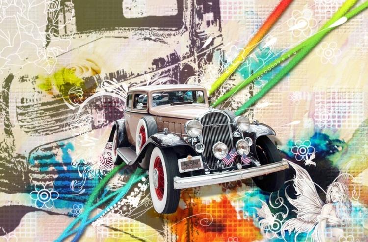 10 Contoh Seni Rupa Murni Koreografi Lukisan Relief Dll Lengkap