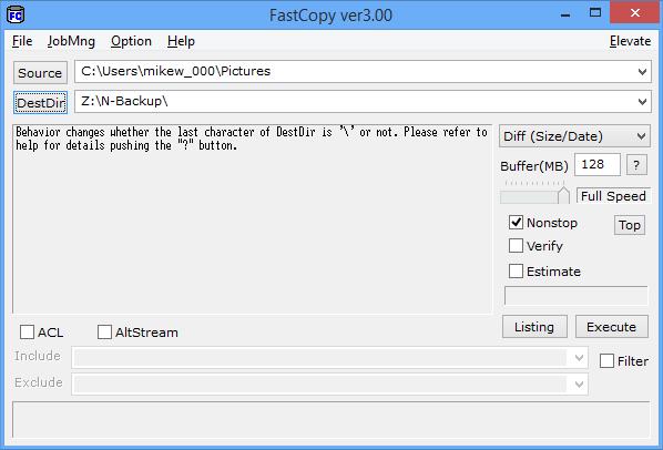 Download FastCopy Terbaru