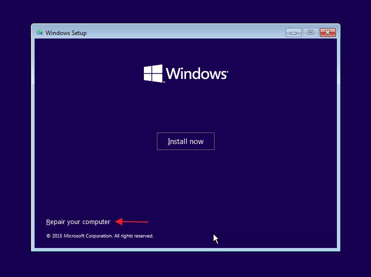 Mengatasi Windows Error Recovery Nesabamedia 2