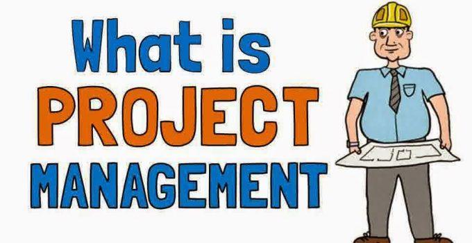 `Pengertian Project Management Adalah