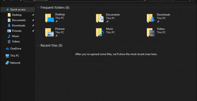Cara Mengaktifkan Dark Theme di Windows 10