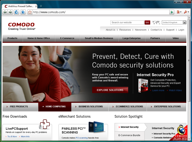 Download Comodo Dragon Terbaru