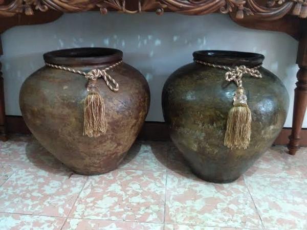 Contoh Seni Rupa Murni Keramik