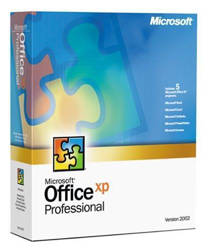 Sejarah Microsoft Office XP