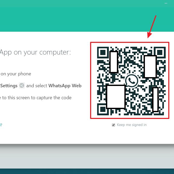7. Cara Menggunakan WhatsApp di Laptop