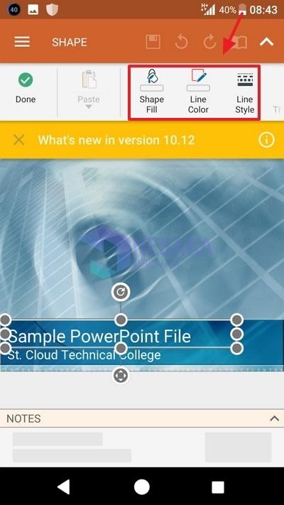 Cara Mengedit PowerPoint di Android