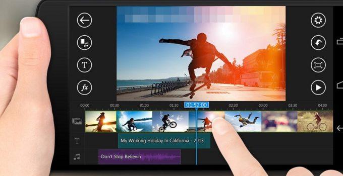Aplikasi Edit Video untuk Android