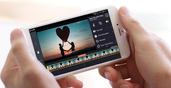 Aplikasi pemotong video untuk android