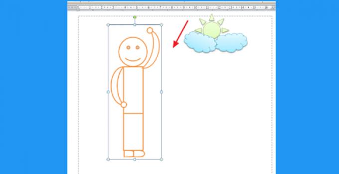 Pemula Cara Mengelompokkan Grouping Gambar Di Word