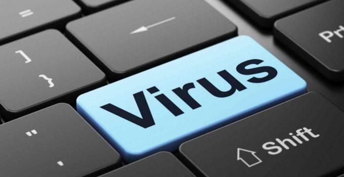 cara scanning virus di laptop