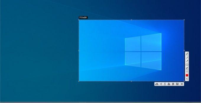 Cara Screenshoot di Windows 10