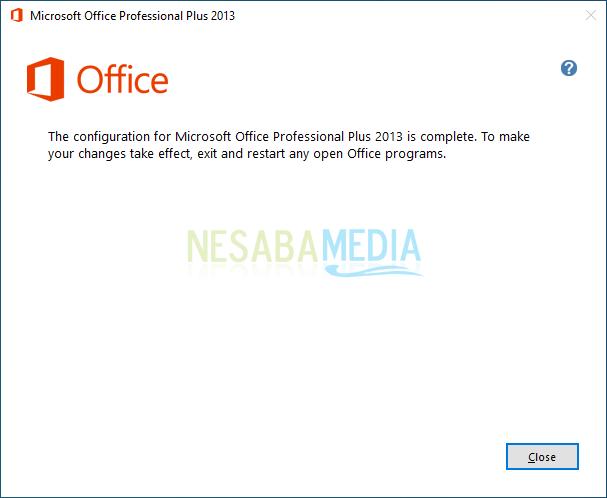 Mengatasi Microsoft Office Word Tidak Bisa Dibuka 6