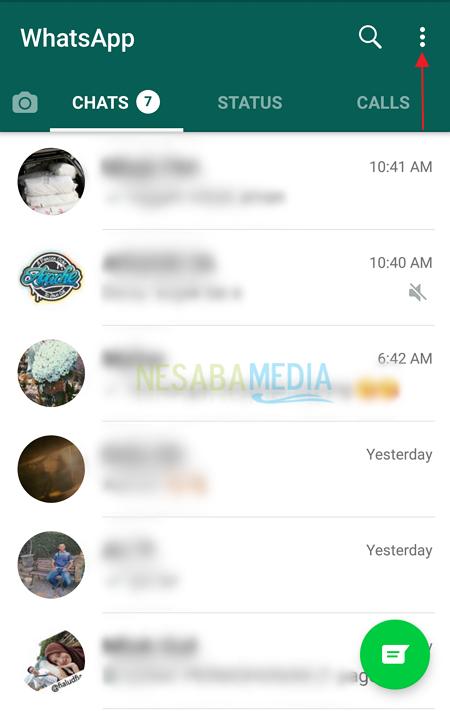 cara menghilangkan centang biru di whatsapp
