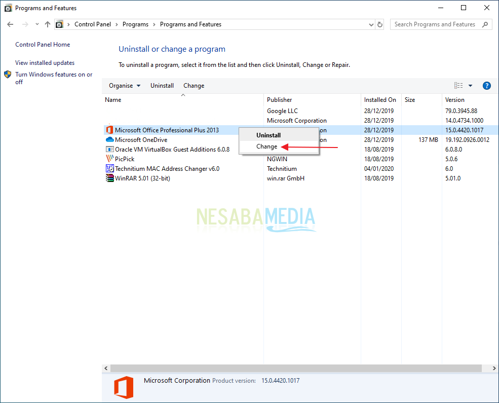 Microsoft Office Word Has Stopped Working Nesaba 2