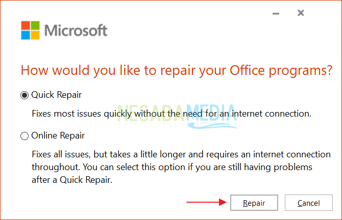 Cara Mengatasi Microsoft Office Word Has Stopped Working 2013