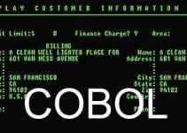 Pengertian COBOL adalah
