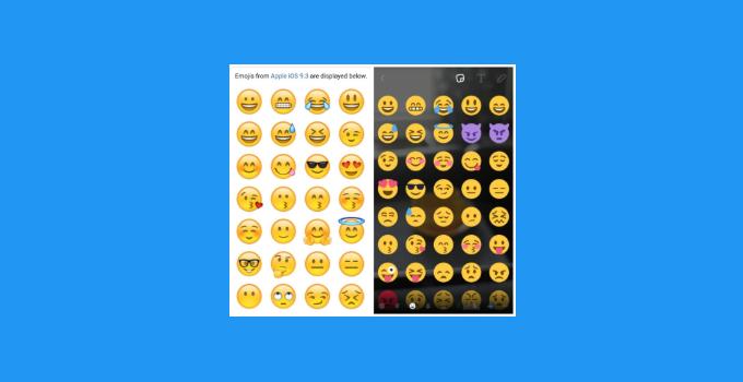 cara mengubah emoji android ke emoji iphone