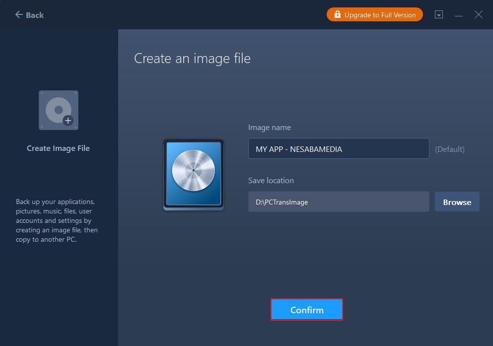 cara backup aplikasi yang terinstall di pc / laptop