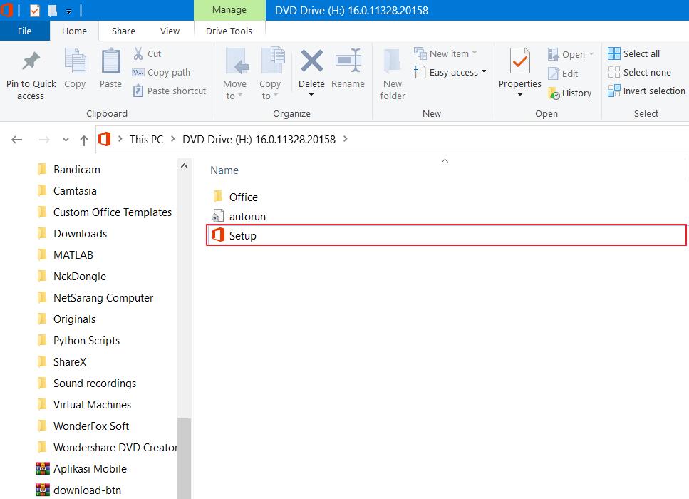 Install Microsoft Office 2019 - Part 2