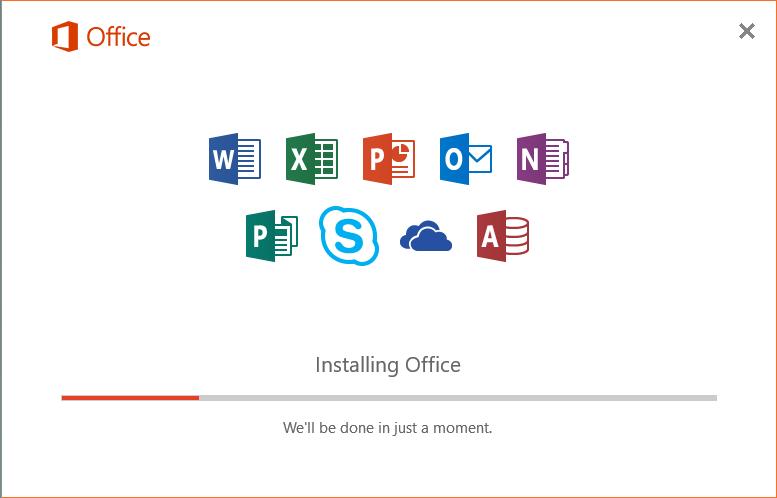 Install Microsoft Office 2019 - Part 3