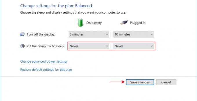 Setting Laptop Agar Tidak Sleep Otomatis 4